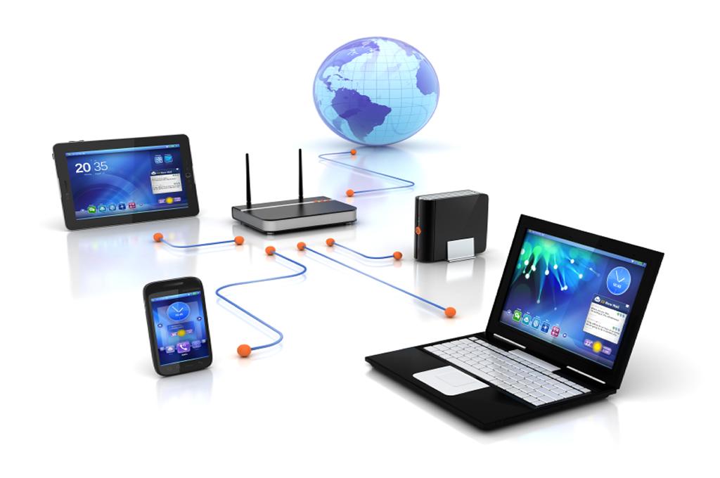 Strežniki in računalniška omrežja