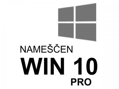 Nameščen windows 10
