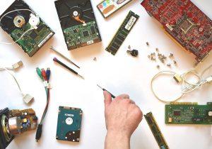 Servis računalnikov in računalniške opreme